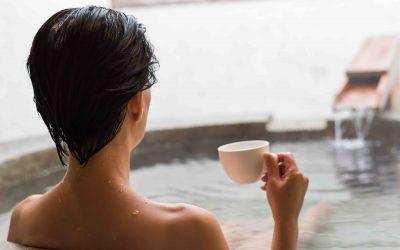 LEVIA Peeling-Rezepte & Pflege-Tipps mit Badesalz vom Toten Meer
