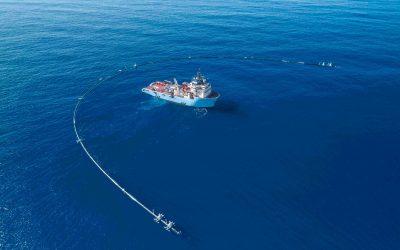 """""""The Ocean Cleanup"""" – der Meeresstaubsauger"""